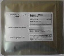 5 HTP 99% - Mood Enhancer, Pure & high quality Griffonia Seed Extract Powder