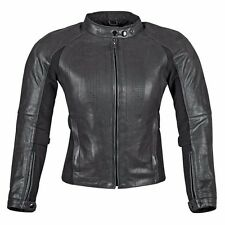 SPEED & STRENGTH SPEED SOCIETY LEATHER-TEXTILE WOMENS JACKET - CLOSEOUT