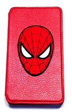Woodys Originals Inc. Spider-Man Leather Cell Phone Cases
