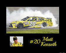 NASCAR Matt Kenseth Canvas Print Matt Kenseth Memorabilia Print Frames By Mail