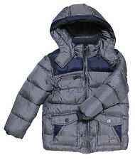 Mayoral Boys' Hooded Puffer Coat ~  Size 4-8 ~ $74  NWT