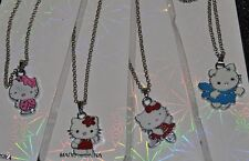 Hello Kitty Pendant & Chain Necklace (BRAND NEW)