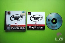 Knockout Kings 2000 Playstation PS1 PAL Game + Works On PS2 & PS3