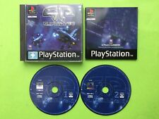 G-Police PS1 Playstation 1 PS2 PAL Game+ Works On PS2 & PS3