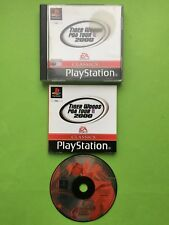 Tiger Woods PGA Tour 2000 Sony Playstation PS1 PAL Game + Works On PS2 & PS3