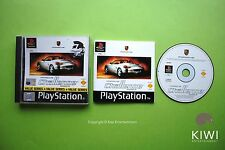 Porsche Challenge PS1 Playstation 1 PS2 PS3 PAL Game + Disc Only Option
