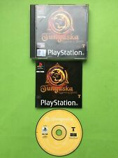 Tunguska Legend Of Faith PS1 Sony Playstation 1 PAL UK Game + Works On PS2 & PS3