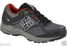 """New Mens Columbia """"Ravenous II"""" Omni-Heat Outdry Athletic Trail Running Shoes"""