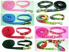 Rosewood 'it's a Puppy Thing'  Puppy / Small Dog Collar & Lead Sets Adjustable