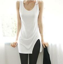 No Sleeve Cami Sleeveless Sexy  Tank Tops T-Shirt Vest Camisole Bottoming