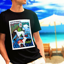 GOODFELLAS *Painting Old Man with Two Dogs black tshirt tee shirt