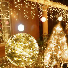 9 Colors 10M 8 Mode100LED Ball String light Wedding Party Family Fairy Christmas