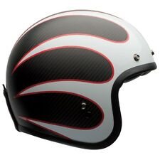 Bell Custom 500 Carbon motorcycle helmet - Ace Cafe Ton Up