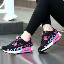 New Fashion Women's Athletic Breathable Sneakers Sport Casual Running Shoes