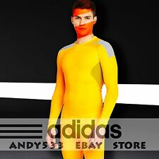 adidas Men's Techfit™ Baselayer ClimaCOOL® Compression Longsleeve Tee Shorts SET