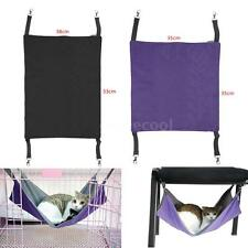 Soft Pet Cat Hammock Waterproof Hanging Pet Bed Two Sides for Summer/Winter C6F3