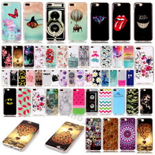 For Apple iPhone 7s Plus Patterned TPU Soft Silicone Ultra Thin Case Cover Skin