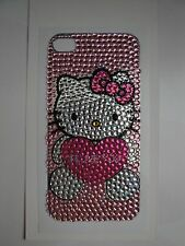 Hello Kitty Jewelry Rhinestone Sticker for Iphone 4 4S or phone Case