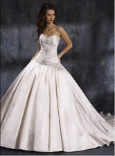 Maggie Sottero Bridal Wedding Dress Gown Windsor NEW