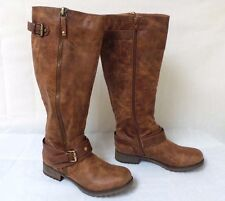 New! Bongo Womens Dixie Riding Boot-Style 20396-Brown  151K