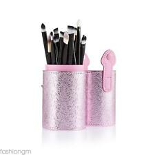 Cosmetic 20pcs Makeup Eye Shadow Powder Brush Brushes Set+Pink Storage Case