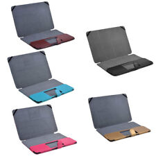 Computer Laptop PU Leather Protective Cover Case for MacBook Air 13.3 Inch