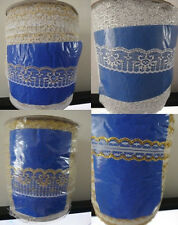 Wholesale 10-200 yards embroidery lace ribbon colors can be selected