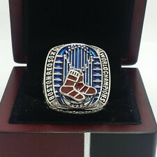 2013 Boston Red Sox World Series Championship Solid Copper Ring 8-14Size+Box