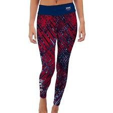 Florida Atlantic University FAU Owls Womens Yoga Pants Prism  Design