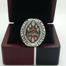 2014 2015 Ohio State Buckeyes Sugar Bowl National Championship Ring 8-14Size