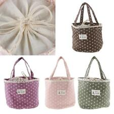 Thermal Insulated Lunch Box Bag Tote Cooler Bag Bento Pouch Container Lunch Bag