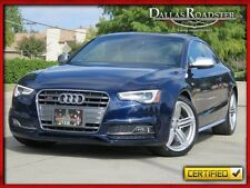 2014 Audi S5 Supercharged V6 Premium Plus 1-Owner Clean Carfax