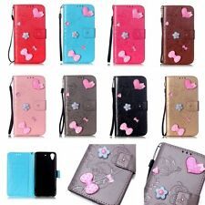 Luxury Fashion Diamond Wallet Flip PU Leather Cover Case For Iphone 7 6 Plus