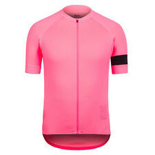 Rapha Cycling Pro Team Short Sleeve Jersey High Vis Pink Size Large BNWT