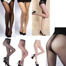 Sexy Women Sheer Footed Tights Thin Pantyhose Stockings Socks Fashion New