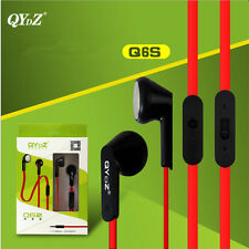 Bass Stereo In-Ear Earphone Headphone Headset Earbuds 3.5mm For HTC Samsung NEW