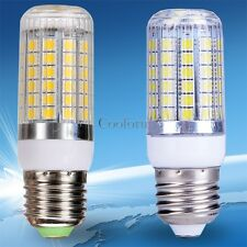 E27 220V 15W 69 5050 SMD LED Corn Light Bulb Lamp Warm/Cold White Save power C99