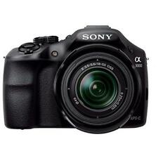 NEW Sony Alpha a3000 20.1 MP DSLR Camera Bundle (18-55mm and 55-210mm Lens )