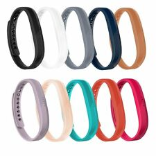 Soft Replacement Silicone Strap for FitBit Flex 2 Fitness Wristband Strap Band