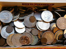 12+ lbs of Old U.S. Silver Morgans, Peace dollars & other great old coins~ Lot#9