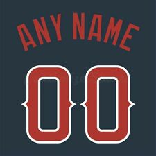 Baseball 2010 All Star National League Jersey Customized Number Kit un-sewn