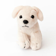 NEW - WHITE PUPPY DOG - Cute Soft Cuddly Adorable - Gift Present Birthday Xmas