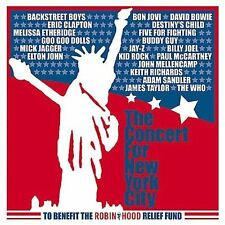 David Bowie-Buddy Guy-Paul McCartney-Kid Rock The Concert for New York City *2CD