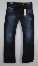 Diesel Men's Zatiny Regular Bootcut Leg Dark Denim Jeans 0831Q MSRP: $198 Di15