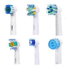 1x Generic Oral-B Replacement Toothbrush Brush Heads With Protective Cover