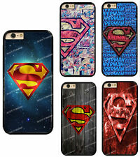 Superman DC Comics Super Hero Phone Case Cover For Touch/ iPhone/Samsung/Sony/LG