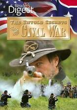 The Untold Secrets of the Civil War ~ NEW~ 6 DVD SEALED set  Ships Free