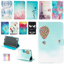 Cute Magnetic Flip Leather Wallet Card Case Stand Cover For Amazon Kindle Fire