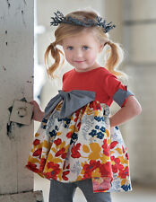 NWT Persnickety Penny Lane Rose Tunic Top ~ Girls' Size 4-8