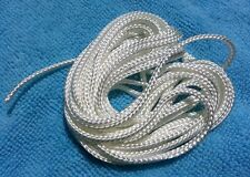 Braided Silica Wick for Rebuildable RBA DIY (5 m)